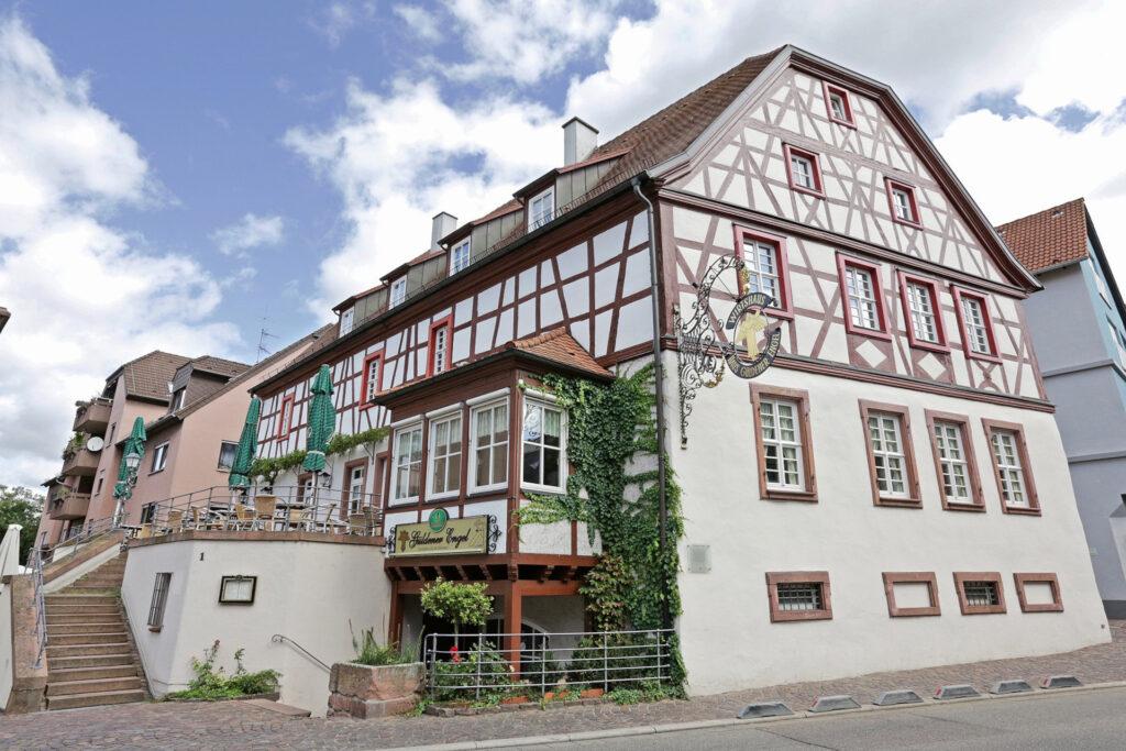 Wirtshaus Güldener Engel Hockenheim - Header